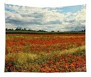 Flower Field Tapestry