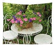 Flower Pot 4 Tapestry