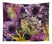 Flower Power Tapestry