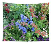 Flowers Galore Tapestry