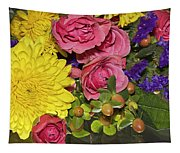 Flowers Of Summer Tapestry