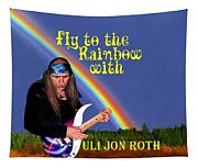 Fly To The Rainbow With Uli Jon Roth Tapestry