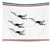 Flyby Tapestry
