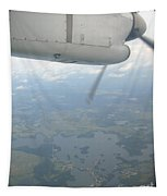 Flying Home Tapestry