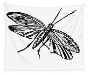 Flying Insect Tapestry