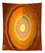Focus On Your Inner Strength Tapestry