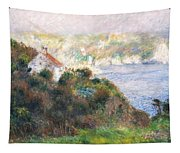 Fog On Guernsey Tapestry