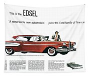 Ford Cars: Edsel, 1957 Tapestry
