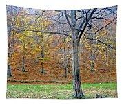 Forest - Jiu Defile Tapestry