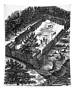 Fort Boonesborough, 1775 Tapestry