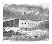 Fort Pulaski, Georgia, 1861 Tapestry