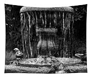 Fountain Tapestry