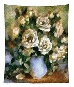 Fragrant Roses Tapestry