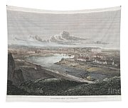 France: Dieppe, 1822 Tapestry