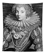 France: Noblewoman Tapestry