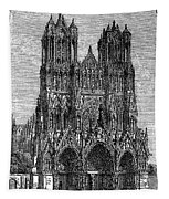 France: Reims Cathedral Tapestry