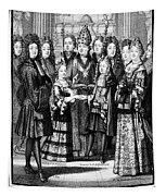 France: Royal Wedding Tapestry