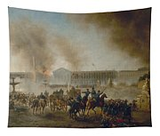 Franco-prussian War, 1870 Tapestry
