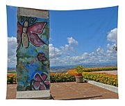 Free - The Berlin Wall Tapestry