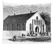 Freedmen School, 1867 Tapestry