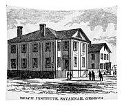 Freedmen School, 1868 Tapestry
