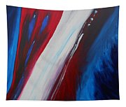 Freedom Of Abstraction Tapestry