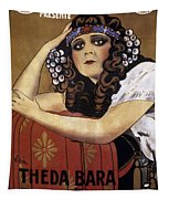French Poster: Salome, 1918 Tapestry