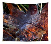 Frosted Fall Tapestry