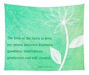 Fruit Of The Spirit Tapestry