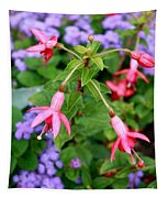 Fuchsia Standout Tapestry