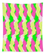 Funky Stripes Tapestry