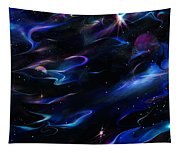 Galaxies Tapestry