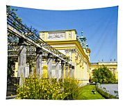 Garden Entry Wilanow Palace - Warsaw Tapestry