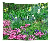 Garden Escape Tapestry
