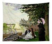 Garden House On The Zaan - Zaandam Tapestry