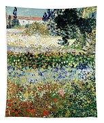 Garden In Bloom Tapestry