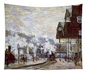 Gare Saint-lazare Tapestry