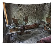 Garnet Ghost Town Hotel Parlor - Montana Tapestry