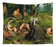 Gaul: Nearing The End Tapestry