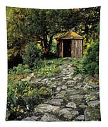 Gazebo And Path, Ballinlough Castle, Co Tapestry