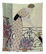 Gazette Du Bon Ton Tapestry