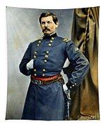 General George Mcclellan Tapestry
