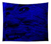 Gentle Giant In Blue Tapestry