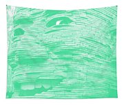 Gentle Giant In Negative Green Tapestry