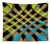 Geometrical Colors And Shapes 1 Tapestry