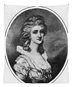Georgiana Shipley (1752-1806) Tapestry