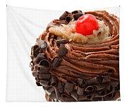 German Chocolate Cupcake 4 Tapestry