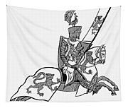 German Knight Tapestry