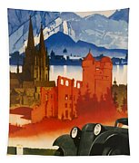 Germany Tapestry