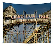 Giant Fun Fair Tapestry